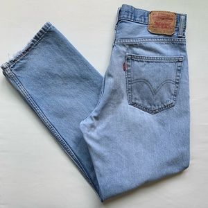 Levi's 550 Vintage Relaxed Fit Jeans